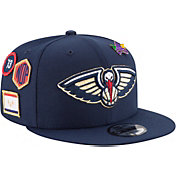 New Era Men's New Orleans Pelicans 2018 NBA Draft 9Fifty Adjustable Snapback Hat