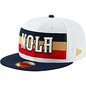New Era Men's New Orleans Pelicans 59Fifty Earned Edition Fitted Hat