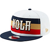New Era Men's New Orleans Pelicans 9Fifty Earned Edition Adjustable Snapback Hat