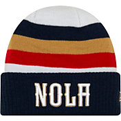 New Era Men's New Orleans Pelicans Earned Edition Knit Hat