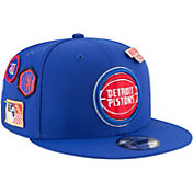 New Era Men's Detroit Pistons 2018 NBA Draft 9Fifty Adjustable Snapback Hat
