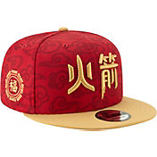 New Era Men's Houston Rockets 9Fifty City Edition Adjustable Snapback Hat