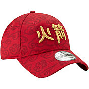 New Era Men's Houston Rockets 9Twenty City Edition Adjustable Hat