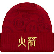 New Era Men's Houston Rockets City Edition Knit Hat