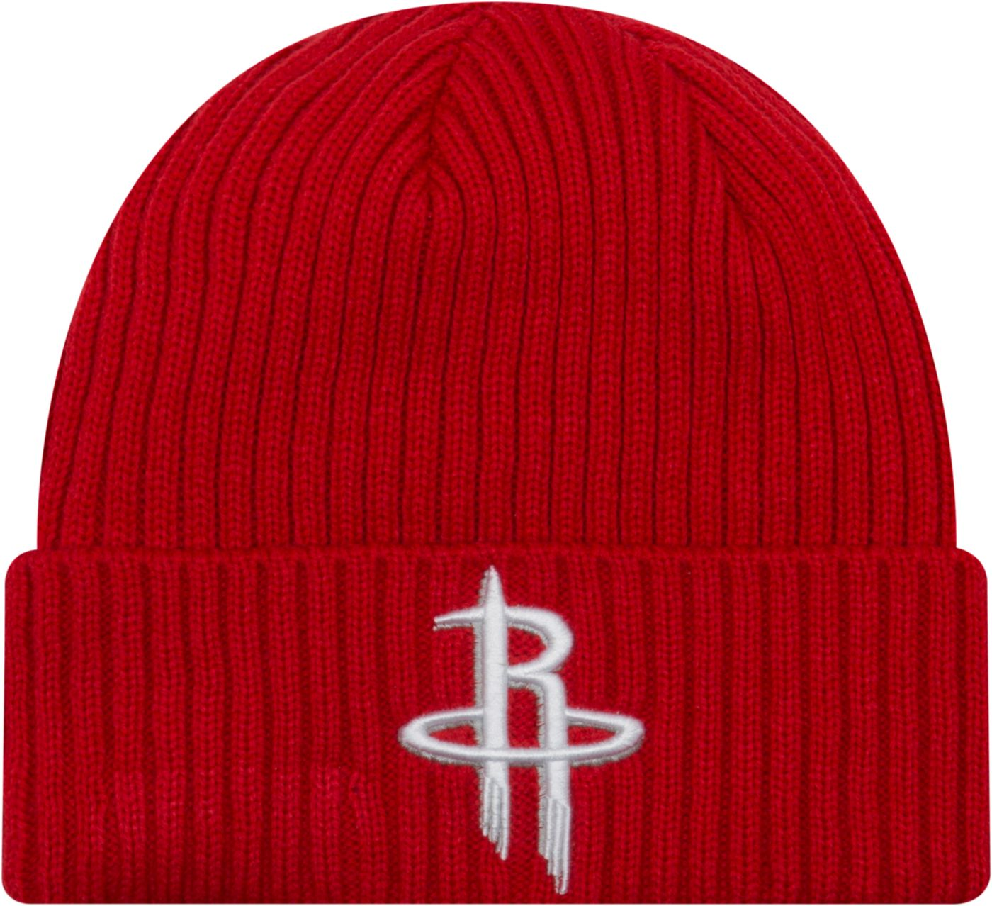 New Era Men's Houston Rockets Core Classic Knit Hat