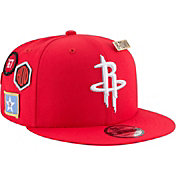 New Era Men's Houston Rockets 2018 NBA Draft 9Fifty Adjustable Snapback Hat