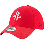 New Era Men's Houston Rockets 39Thirty Pop Shadow Stretch Fit Hat