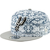 New Era Men's San Antonio Spurs 9Fifty Earned Edition Adjustable Snapback Hat