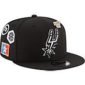 New Era Men's San Antonio Spurs 2018 NBA Draft 9Fifty Adjustable Snapback Hat