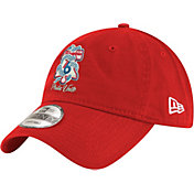 "New Era Men's Philadelphia 76ers 9Twenty ""Phila Unite"" Red Adjustable Hat"