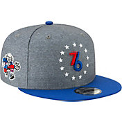 New Era Men's Philadelphia 76ers 9Fifty City Edition Adjustable Snapback Hat