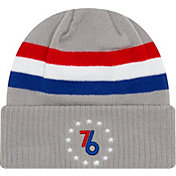 New Era Men's Philadelphia 76ers City Edition Knit Hat