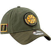 New Era Men's Philadelphia 76ers 9Twenty On-Court Camo Adjustable Hat