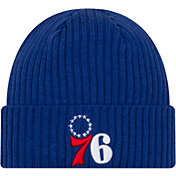5bfbdeeba7d Product Image · New Era Men s Philadelphia 76ers Core Classic Knit Hat