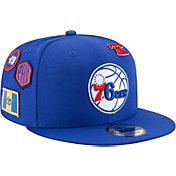 New Era Men's Philadelphia 76ers 2018 NBA Draft 9Fifty Adjustable Snapback Hat