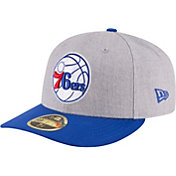 New Era Men's Philadelphia 76ers 59Fifty Low Crown Fitted Hat