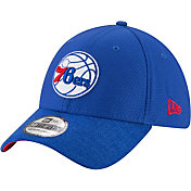 New Era Men's Philadelphia 76ers 39Thirty Pop Shadow Stretch Fit Hat