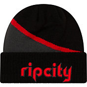 New Era Men's Portland Trail Blazers City Edition Knit Hat