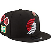 New Era Men's Portland Trail Blazers 2018 NBA Draft 9Fifty Adjustable Snapback Hat
