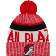 New Era Men's Portland Trail Blazers Knit Hat