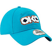 New Era Men's Oklahoma City Thunder 9Twenty City Edition Adjustable Hat