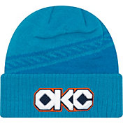 New Era Men's Oklahoma City Thunder City Edition Knit Hat