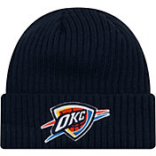 New Era Men's Oklahoma City Thunder Core Classic Knit Hat