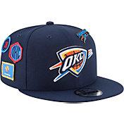 New Era Men's Oklahoma City Thunder 2018 NBA Draft 9Fifty Adjustable Snapback Hat