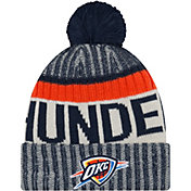 New Era Men's Oklahoma City Thunder Knit Hat