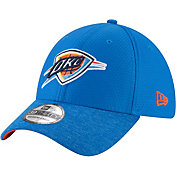 New Era Men's Oklahoma City Thunder 39Thirty Pop Shadow Stretch Fit Hat