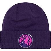 New Era Men's Minnesota Timberwolves City Edition Knit Hat