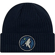 New Era Men's Minnesota Timberwolves Core Classic Knit Hat