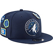 New Era Men's Minnesota Timberwolves 2018 NBA Draft 9Fifty Adjustable Snapback Hat