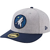 New Era Men's Minnesota Timberwolves 59Fifty Low Crown Fitted Hat