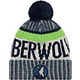 New Era Men's Minnesota Timberwolves Knit Hat