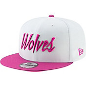 New Era Men's Minnesota Timberwolves 9Fifty Earned Edition Adjustable Snapback Hat
