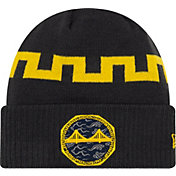 New Era Men's Golden State Warriors City Edition Knit Hat