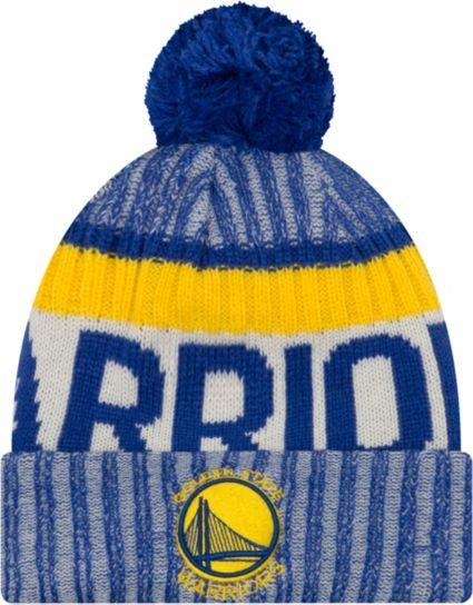 ef8c1402adb New Era Men s Golden State Warriors Knit Hat. noImageFound