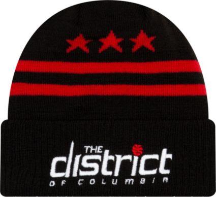 New Era Men s Washington Wizards City Edition Knit Hat  dec9cf128e6