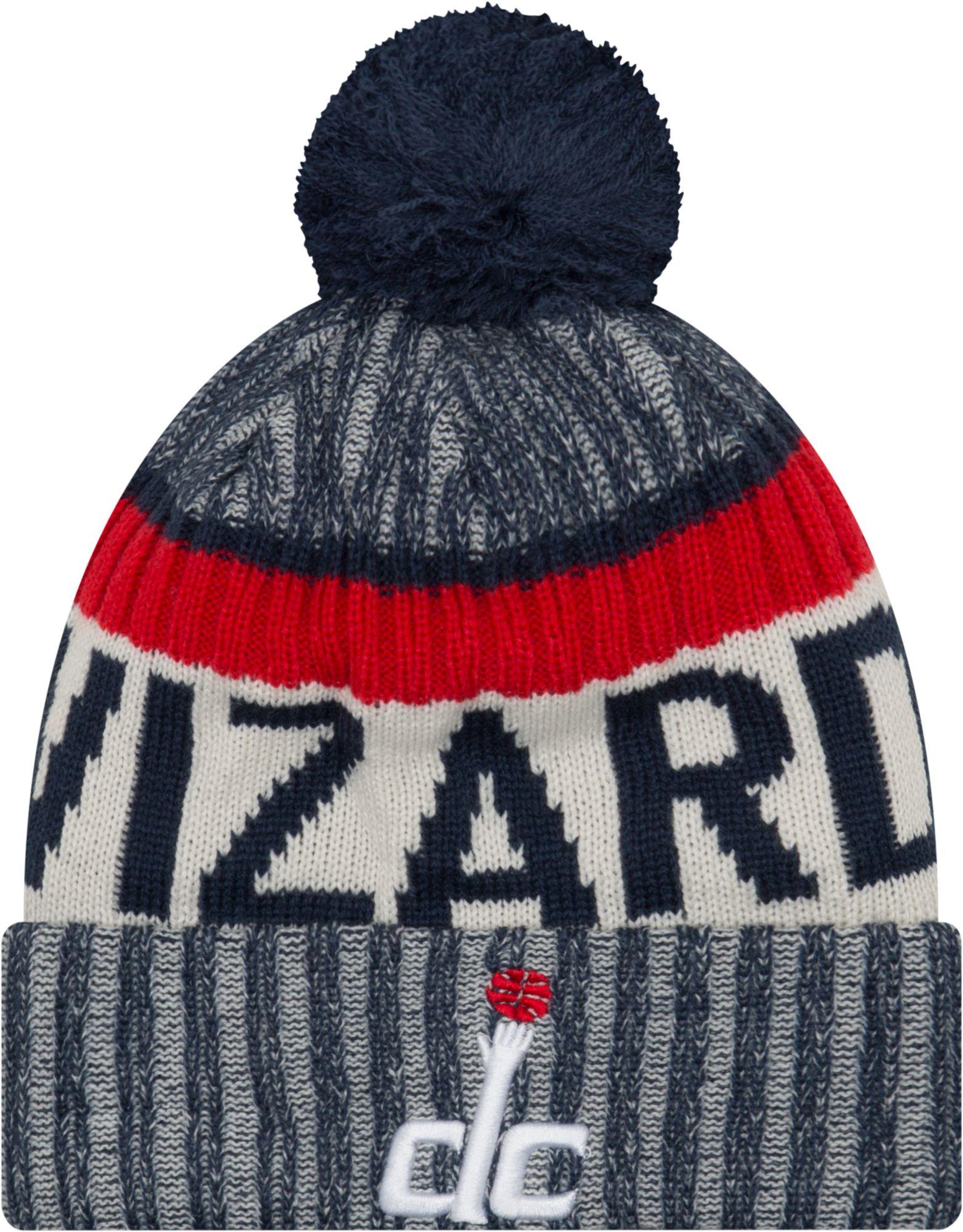 e3383427 New Era Men's Washington Wizards Knit Hat | DICK'S Sporting ...