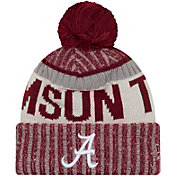 New Era Men's Alabama Crimson Tide Crimson Sport Knit Beanie