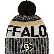 New Era Men's Colorado Buffaloes Sport Black Knit Beanie