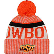 New Era Men's Oklahoma State Cowboys Orange Sport Knit Beanie