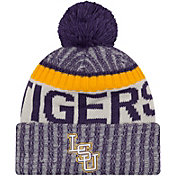 New Era Men's LSU Tigers Purple Sport Knit Beanie