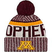 New Era Men's Minnesota Golden Gophers Maroon Sport Knit Beanie