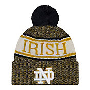 New Era Men's Notre Dame Fighting Irish Navy Sport Knit Beanie
