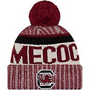 New Era Men's South Carolina Gamecocks Garnet Sport Knit Beanie