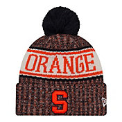 New Era Men's Syracuse Orange Blue Sport Knit Beanie