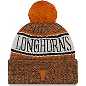 New Era Men's Texas Longhorns Burnt Orange Sport Knit Beanie