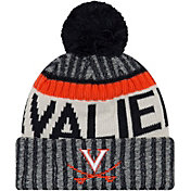 New Era Men's Virginia Cavaliers Blue Sport Knit Beanie